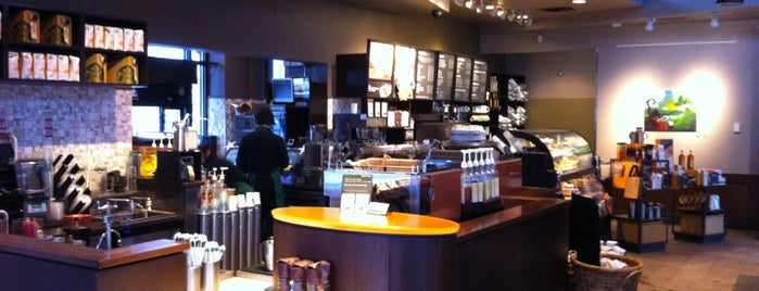 Starbucks is one of The 15 Best Places for An Espresso in Indianapolis.