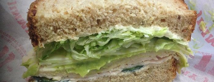 Jimmy John's is one of * Gr8 Sandwich & Lunch  Shops In Dallas.