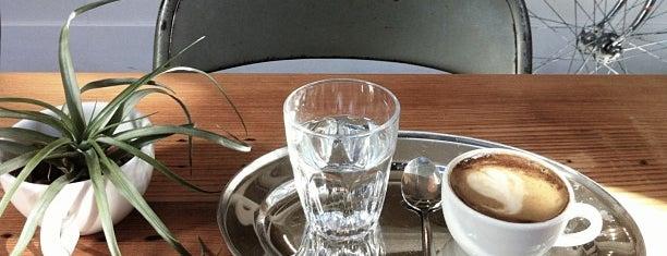 East Van Roasters is one of Vancouver Coffee.