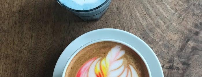 Versus Coffee is one of Toronto.