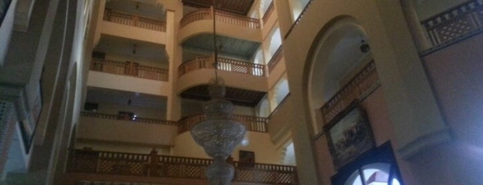 Diwane Hotel Marrakech is one of Hotels Round The World.