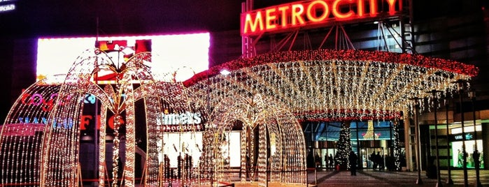 MetroCity is one of Istanbul Shopping.