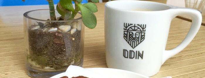 ODIN Cafe + Bar is one of Coffee.