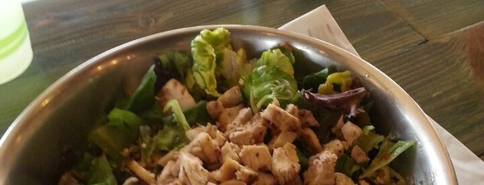 Snappy Salads is one of 2013 Iron Fork Restaurants.