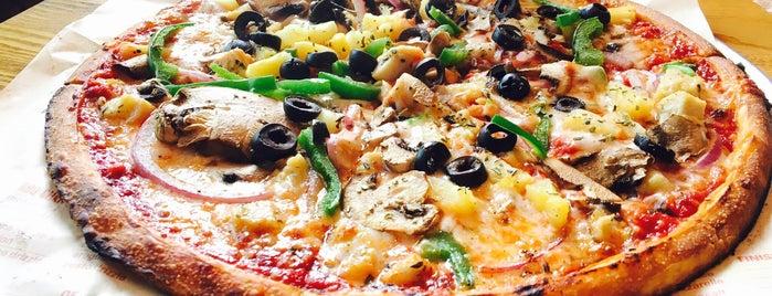 Blaze Pizza is one of Vegetarian Friendly Food in Orlando.