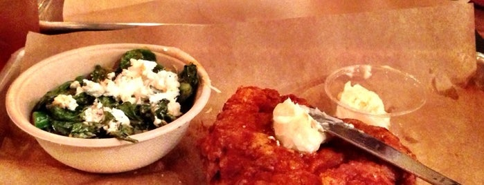 Honey Butter Fried Chicken is one of Chicago Restaurant To-Do List.