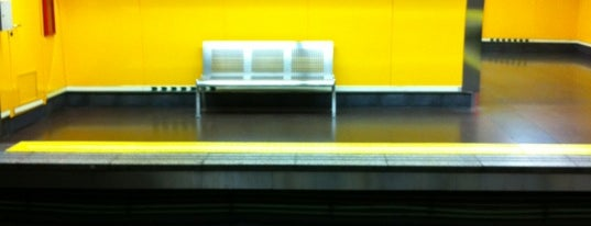 Metro Goya is one of Transporte.