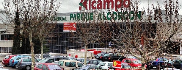 Alcampo is one of Madrid.