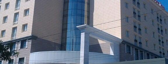 Hilton Garden Inn Krasnodar is one of Try.