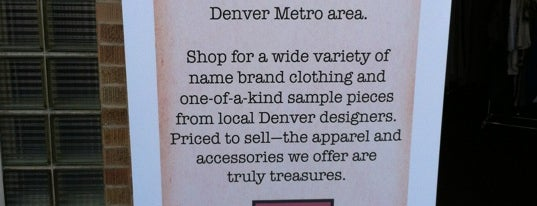 Fashion Denver is one of Colorado.