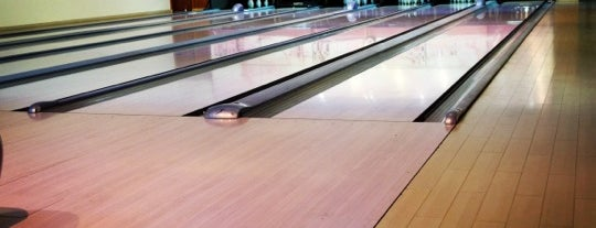 Soho Bowling is one of Be Charmed @ Sharm El Sheikh.