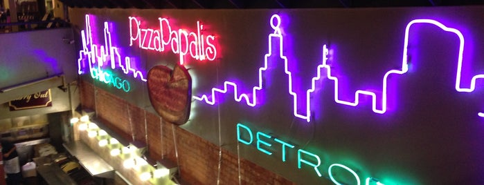 PizzaPapalis of Greektown is one of Best of Detroit.