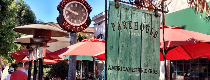 Parkhouse Eatery is one of San diego CA 🌴.