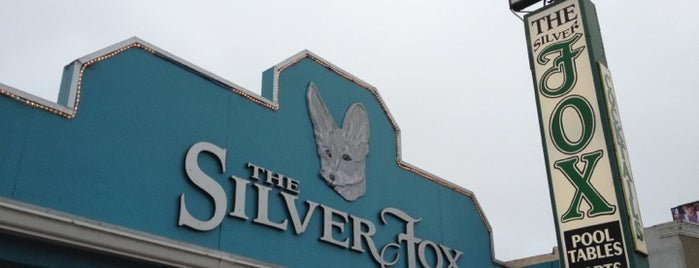 The Silver Fox Lounge is one of Best Bars in San Diego to watch NFL SUNDAY TICKET™.