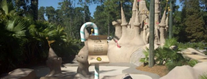 Winter Summerland Miniature Golf is one of Best Places to Check out in United States Pt 8.