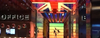The Beatles LOVE (Cirque du Soleil) is one of vegas.