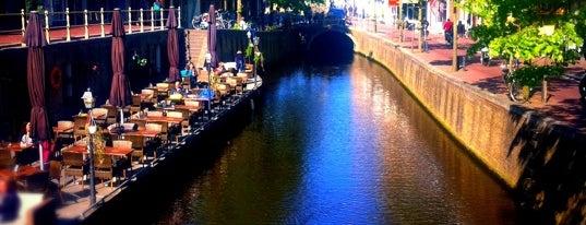Grand Café / Restaurant Onder De Kelders is one of Must-visit Food in Leeuwarden.