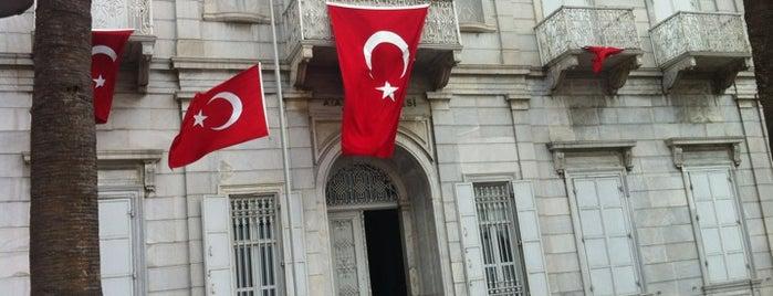 Atatürk Müzesi is one of İzmir.