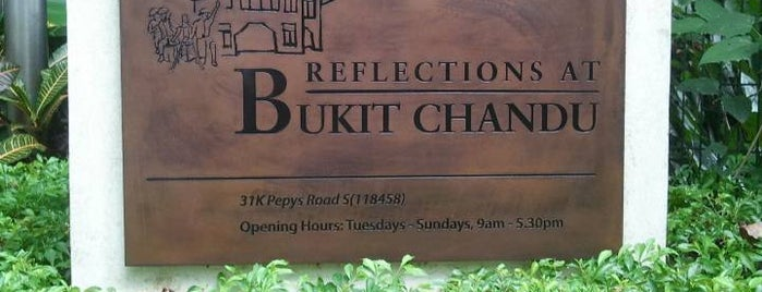 Reflections at Bukit Chandu is one of Singapore's Popular Places.