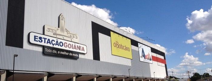Estação Goiânia is one of Infoware.