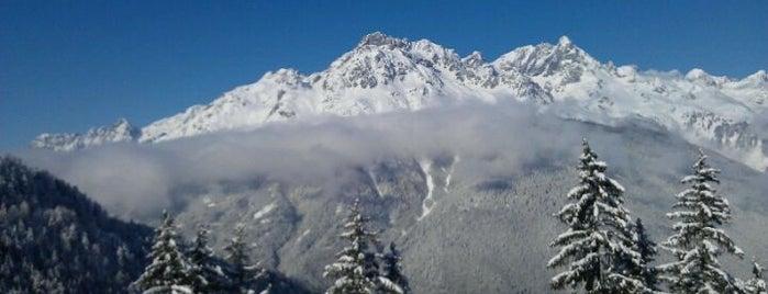 Oz-en-Oisans is one of Stations de ski (France - Alpes).