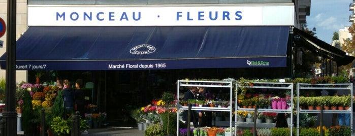 Monceau Fleurs is one of Boulogne Billancourt.