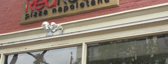 RedRocks Pizza Napoletana is one of DC Area.