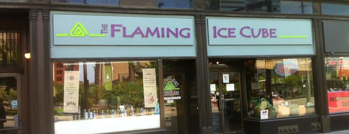Flaming Ice Cube is one of cleveland.