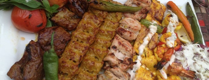 Shiraz Authentic Persian Cuisine is one of Off beat places to visit in Singapore.