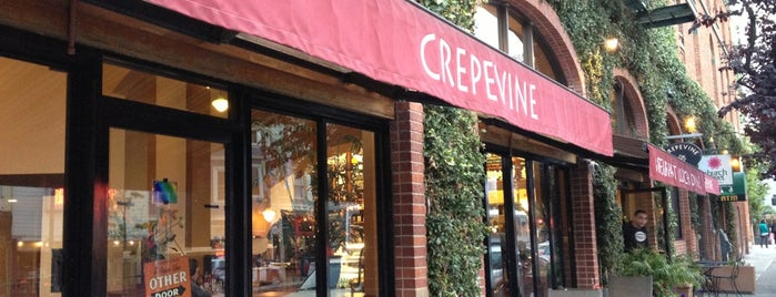 Crepevine is one of San Francisco Places.