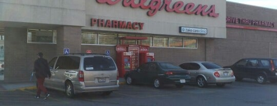 Walgreens is one of Shopping.