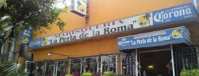 La Perla de la Roma is one of Mexico City.