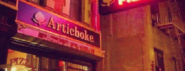 Artichoke Basille's Pizza & Brewery is one of Greenwich Village / West Village.