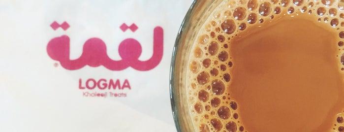 Logma is one of Top Restaurants in Dubai.