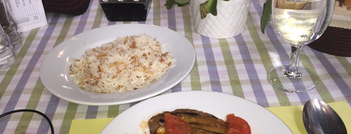 Fıccın is one of Best Vegetarian Restaurants in Istanbul.