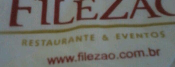 Restaurante Filezão is one of Top 10 dinner spots in Toledo, Brasil.