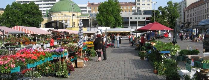 Kauppatori is one of Best in Turku.