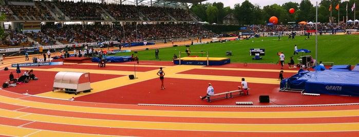 Urheilupuisto is one of Best in Turku.