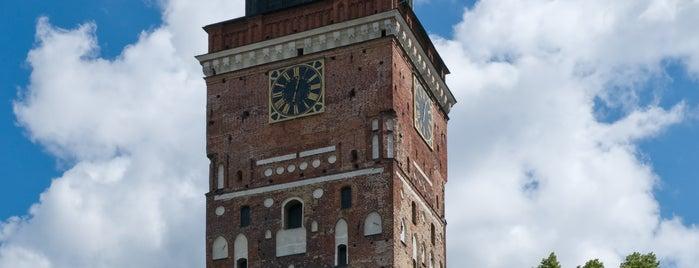 Turun tuomiokirkko is one of Best in Turku.