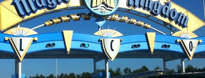 Magic Kingdom Parking Lot Tram is one of Walt Disney World.