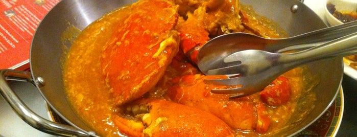 Singapore Seafood Republic is one of Tokyo: eat & drink.
