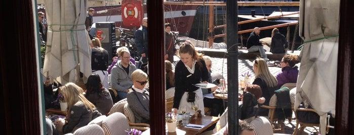 Cap Horn is one of Copenhagen, Denmark.