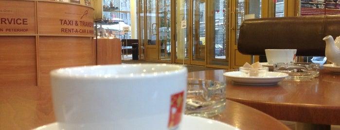 Отель Андерсен / Hotel Andersen is one of петербургские кафе.