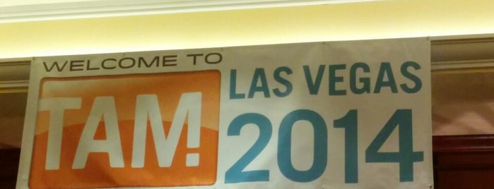 TAM 2014 is one of Favorite places I've visited.