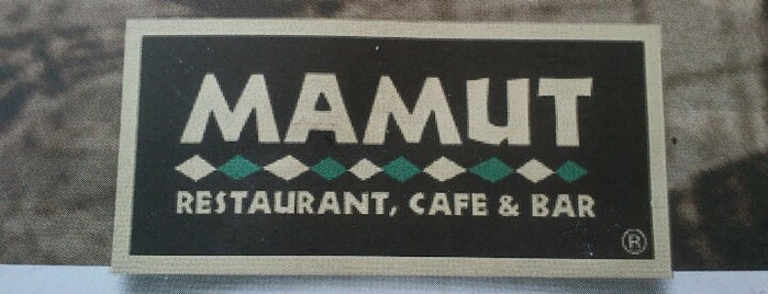 Mamut Restaurant is one of Favorite Food.