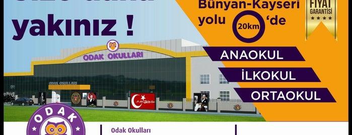 İldem 1 Kayseray Durağı is one of Kayseri Organize Sanayi - İldem Tramvay Hattı.