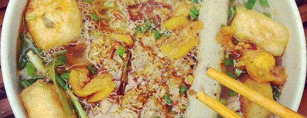 Bún Riêu Bò 41 Quang Trung is one of ăn uống Hn.