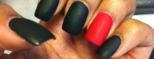 Q Nails is one of The 15 Best Places for Manicures in Atlanta.