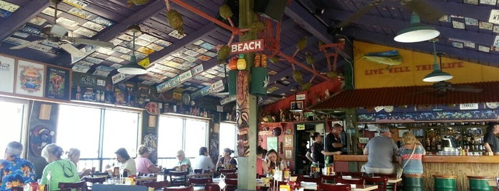 Cheeseburger in Paradise is one of Maui.