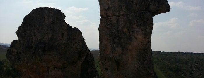 Teve-szikla is one of Budai hegység/Pilis.